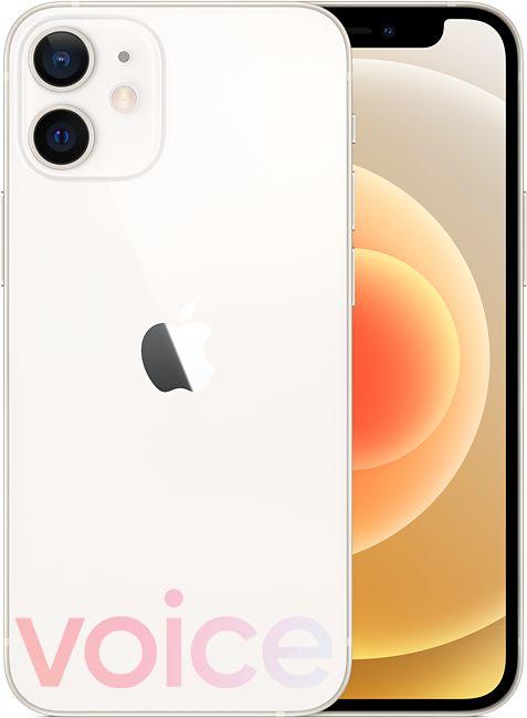 iPhone 12 mini 白