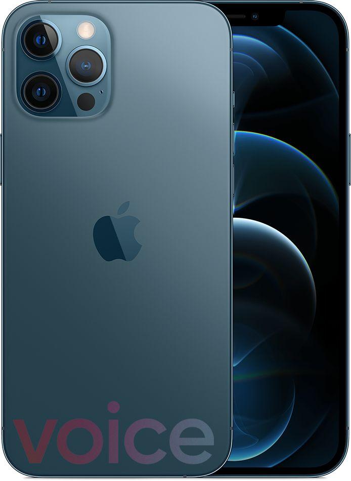 iPhone 12 Pro Max 藍