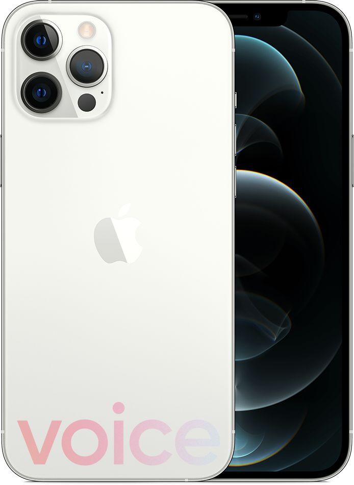iPhone 12 Pro Max 銀