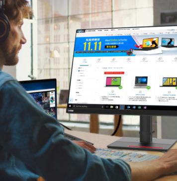 11.11全城勁減,首選Lenovo eShop 電腦優惠低至半價