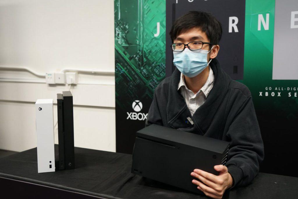 不過因為 Xbox Series X 主機的體積有著一定份量,建議有計劃購買主機的玩家先預留空間。