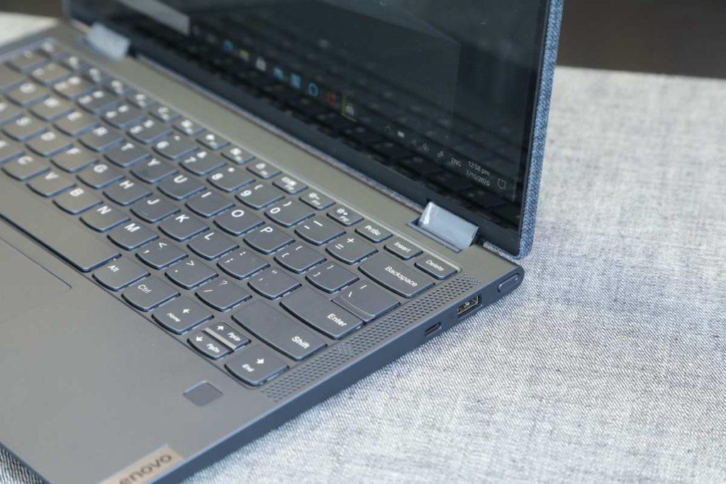Yoga 6 是 Lenovo AMD Ryzen 系列首部可變型筆電型號。