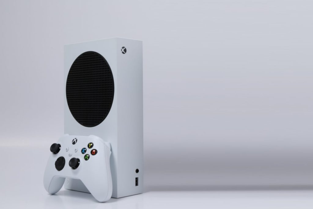 Xbox Series S 主機