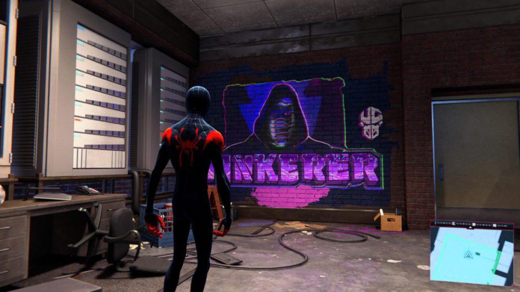 遊戲的最大反派「修補匠」。