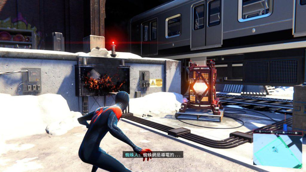 在「生物電」的加入下,解謎部分有更多玩法。