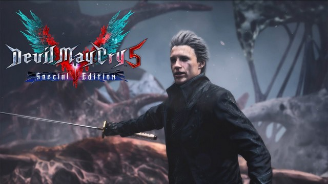 Devil May Cry 5 Special Edition 支援:4K@120FPS、HDR、Ray Tracing、Smart Delivery