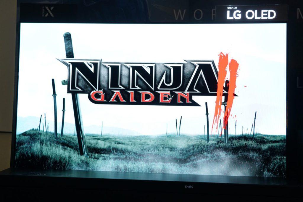 筆者測試 Xbox 360 的《忍者龍劍傳 2 》畫面有亦升至 1080P 。