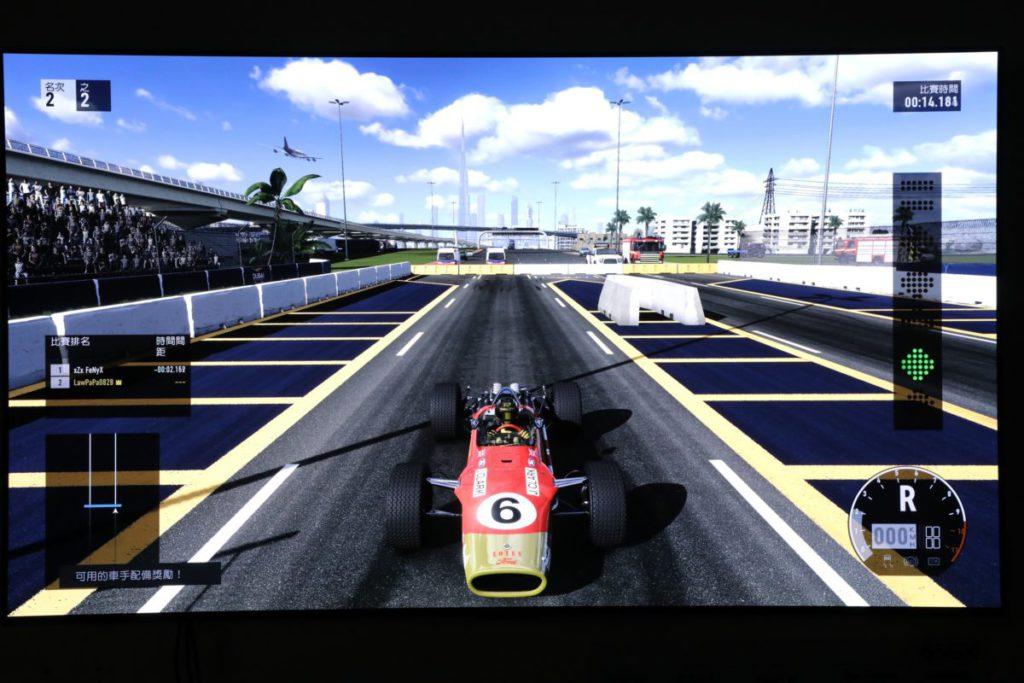Xbox Series X 的畫面