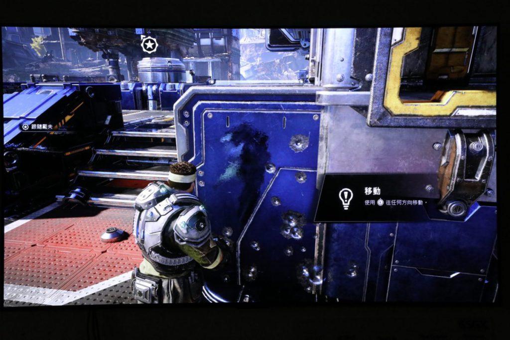 Xbox Series X 版本畫面。