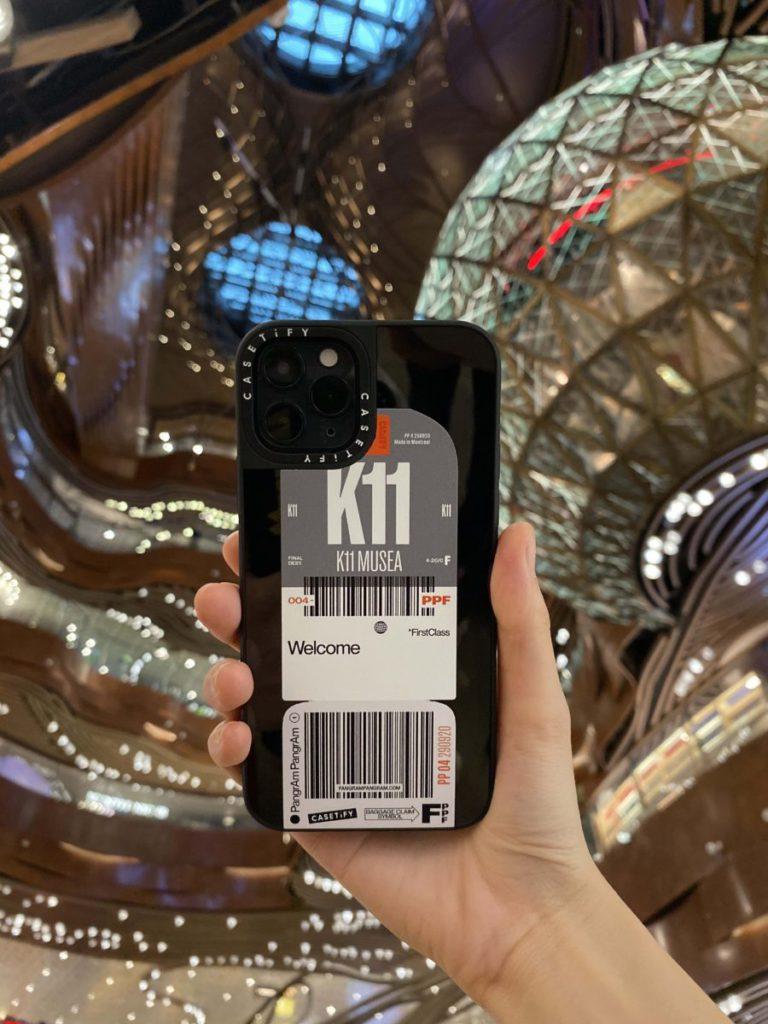 K11 Musea 特別版手機套
