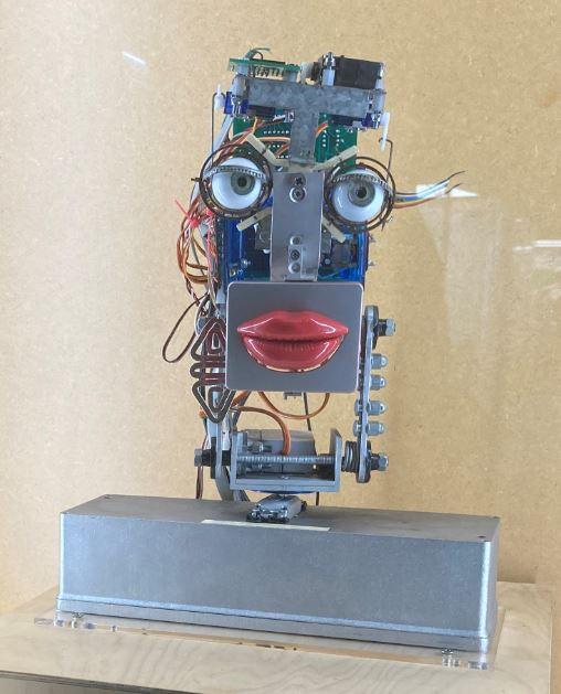 2002年推出具有表情功能的機械人。