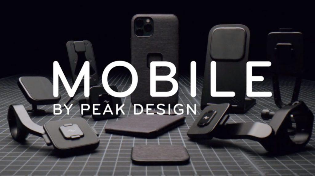 Peak Design 推出一系列配合不同場景的 MagSafe 支架,包括座枱、汽車、單車、電單車和背囊支架。