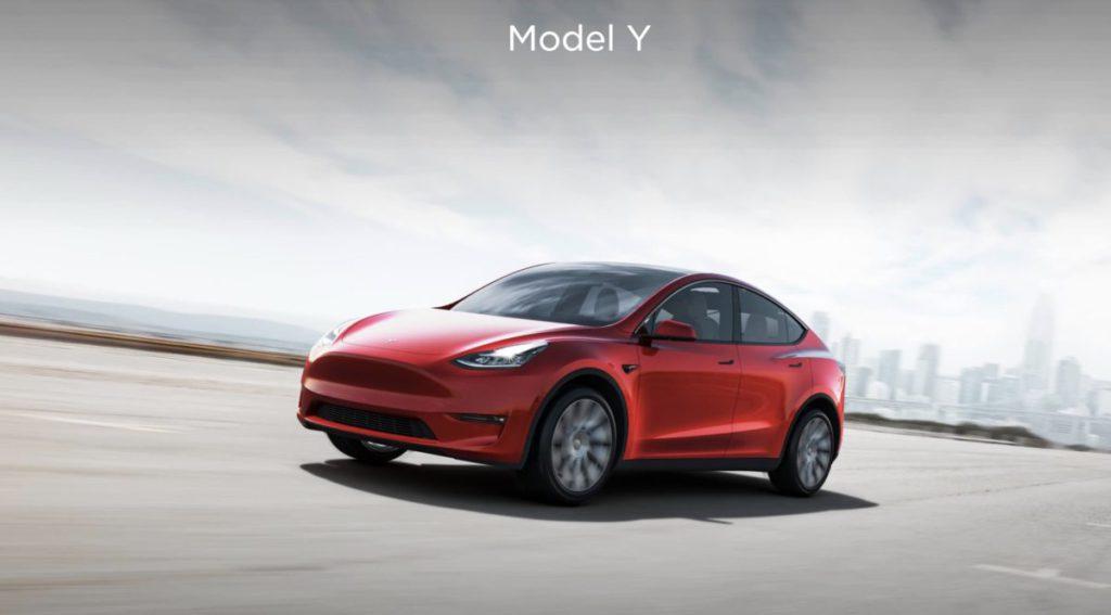 Model Y 因為轉向部件可能沒有按指引正確上緊而要召回。