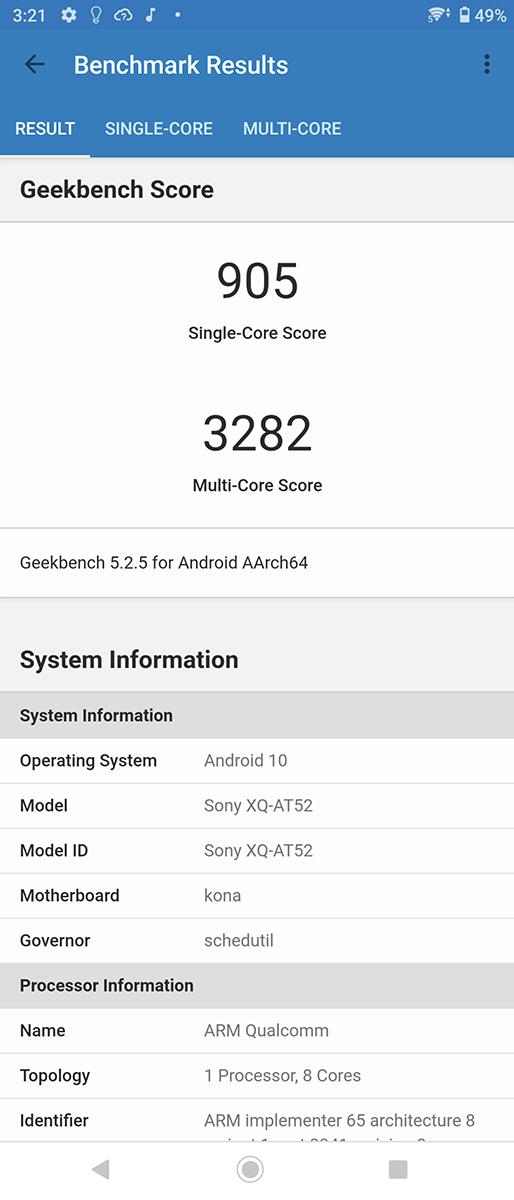 12GB 版本測試,兩個分數均比上代有提升,整體效能會比8GB版較好。