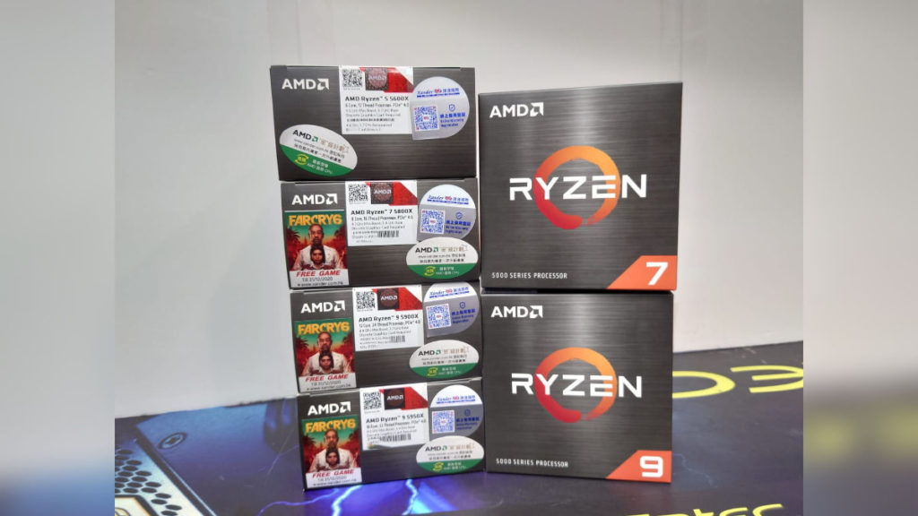 AMD 近年搶去了 Intel 不少市場份額。
