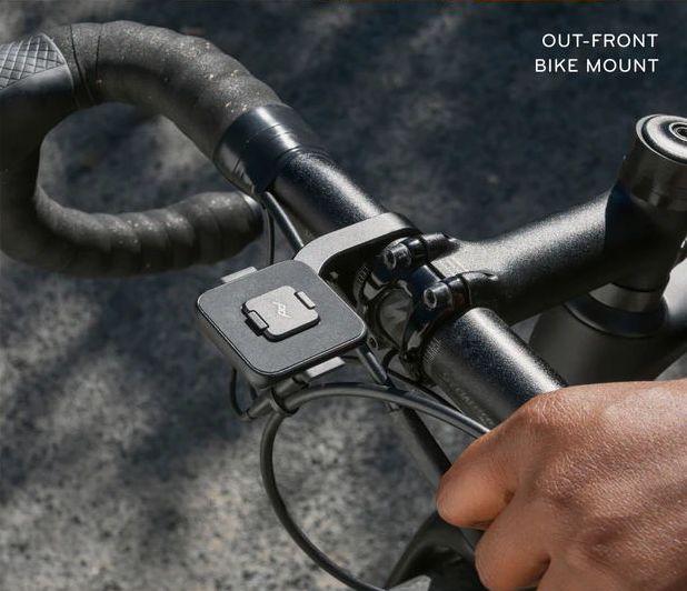 單車支架支援 Hard-Lock 。
