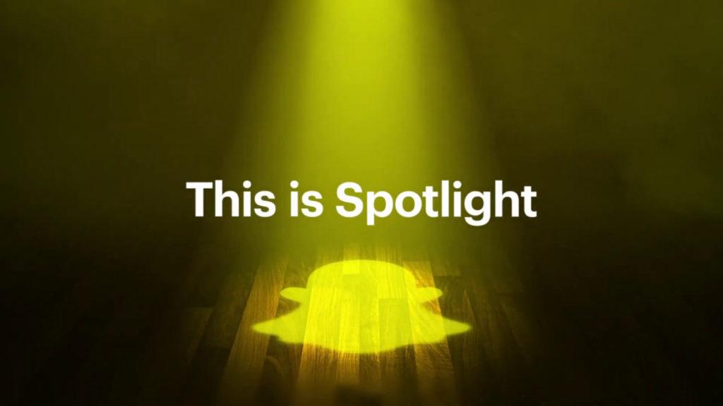 Snapchat 宣布在歐美多個地區率先推出 Spotlight ,招募短片作品。