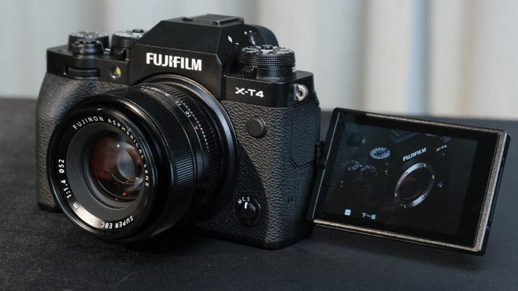 Fujifilm X-T4 強調有 0.02 秒超高速對焦,能滿足運動攝影的需要
