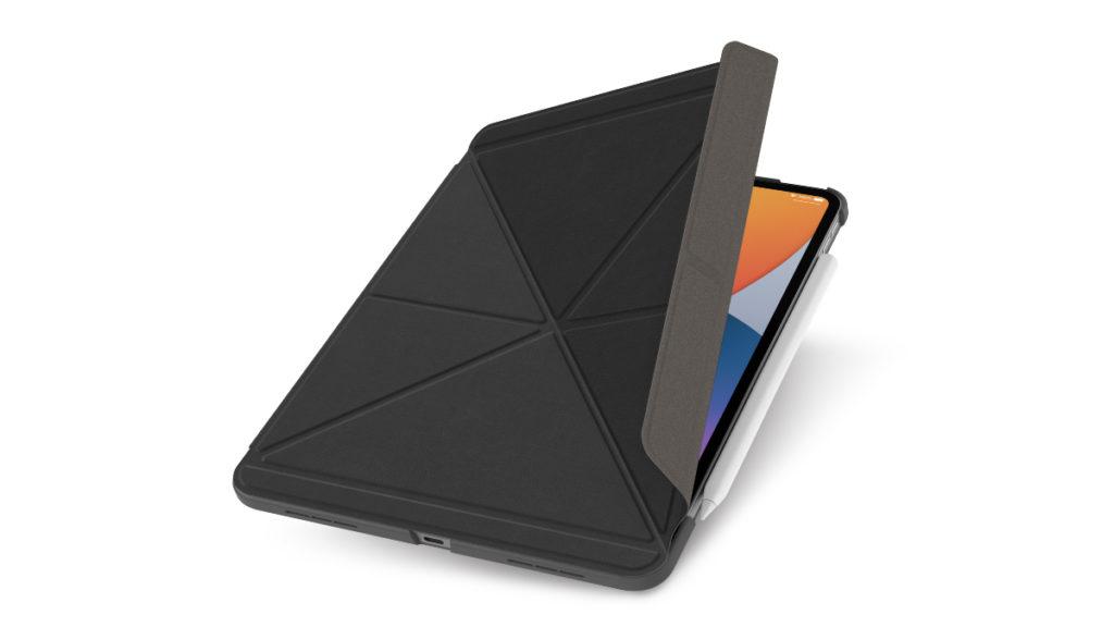 可摺折的 iPad cover 說不上特別