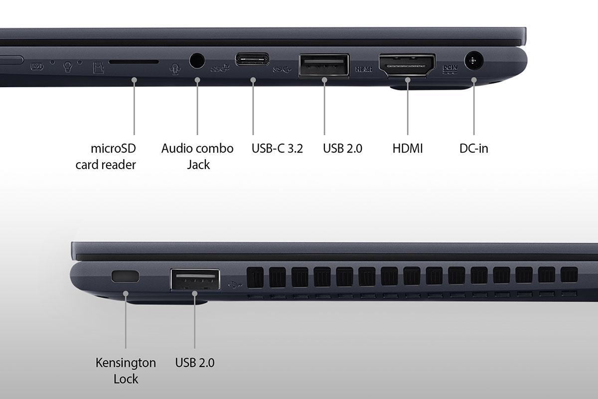 反轉.靈活操控新時代 ASUS VivoBook Flip(14TP470EZ/TP470EA)