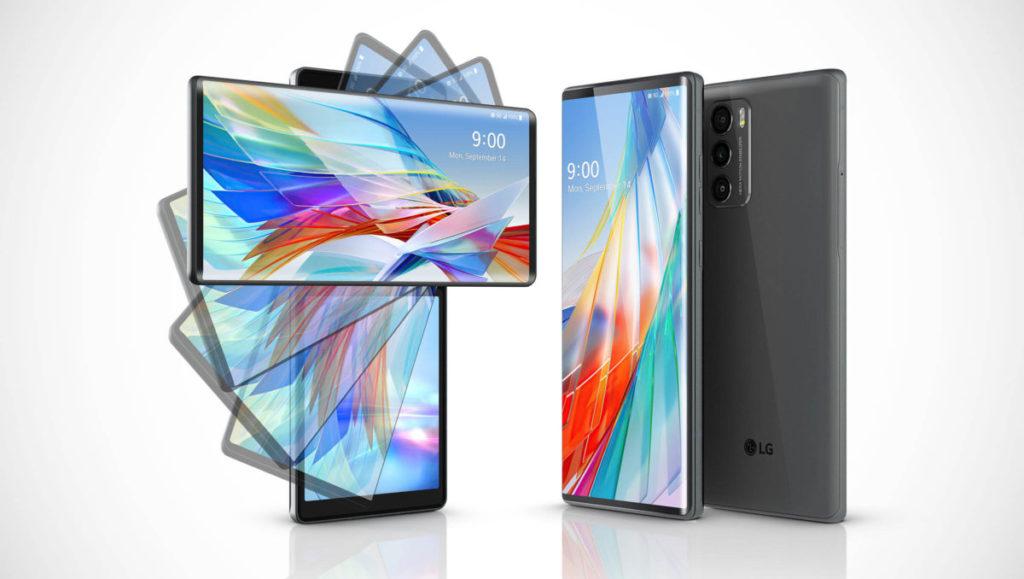 LG Wing 採用旋轉雙屏幕設計的 Wing,設計和功能相當出眾...