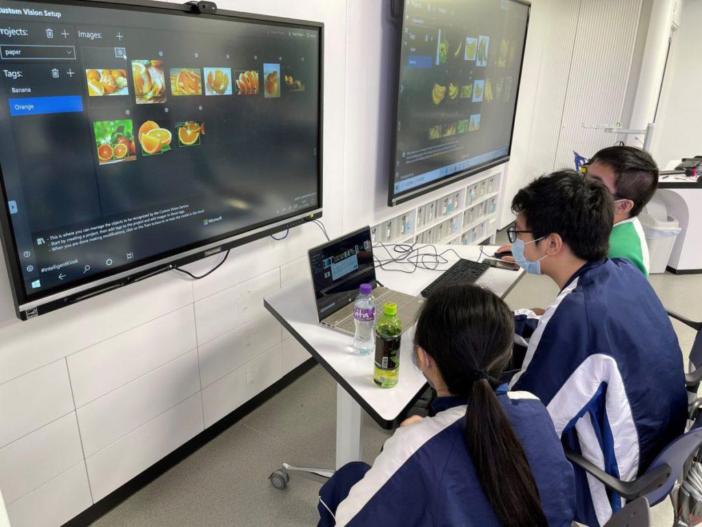 AI視像辨識需通過人手學習,現在同學們可通過簡單的概念掌握當中技巧。
