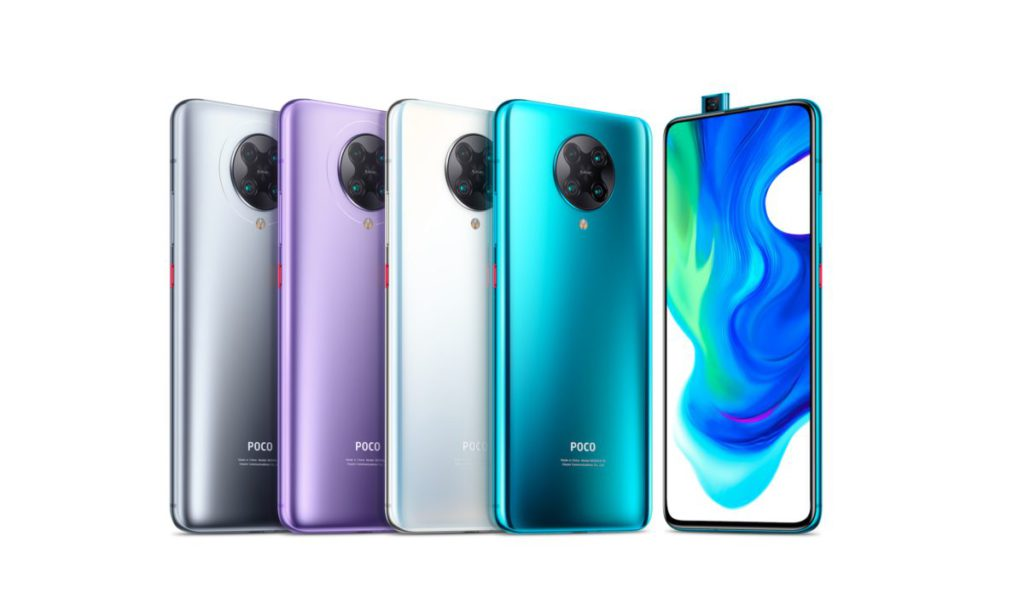 POCO F2 Pro 5G及小米10 Pro等手機,官網已無賣,如要在街場買價格也算合理。