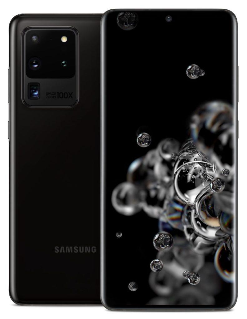 S20 系列全線( FE 版除外)均配有 3,200×1,440 解像度 Dynamic AMOLED 2X 屏幕,是其主要吸引力之處。