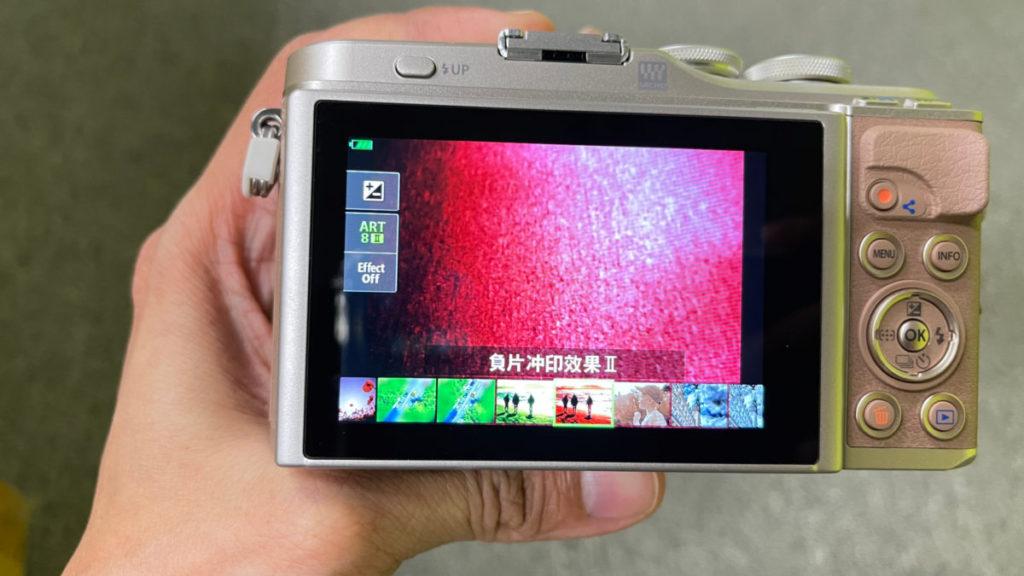 豐富的濾鏡效果是 E-PL 系列的特色