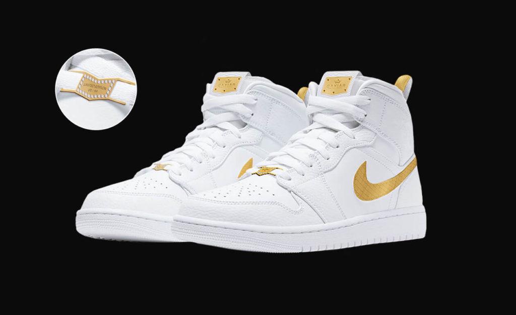 Victory Gold 版 Air Jordan 籃球鞋開價 $15,380 美元,只有 99 對。