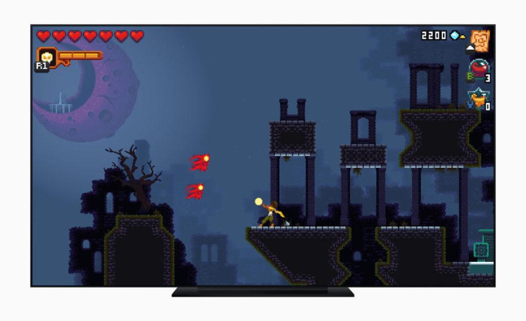 Apple TV 年度最佳遊戲:《 Dandara Trials of Fear 》