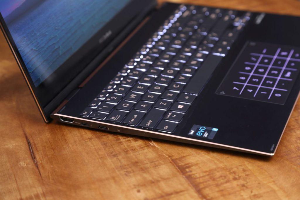 新一代 ZenBook 系列都取得 Intel Evo 平台認證