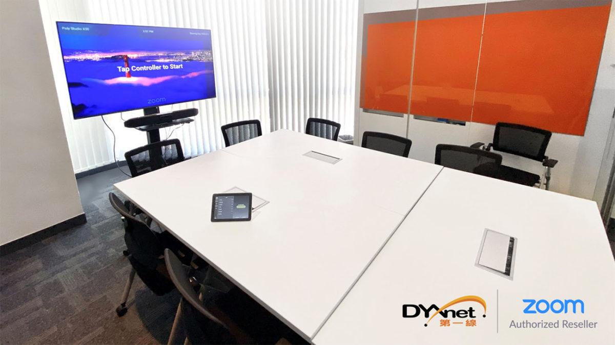 第一線集團引入 Poly 設備 配合 Zoom 輕鬆打造專業級會議室1