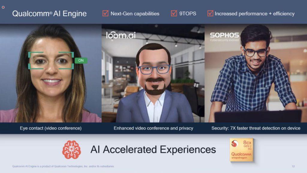 AI 加速體驗