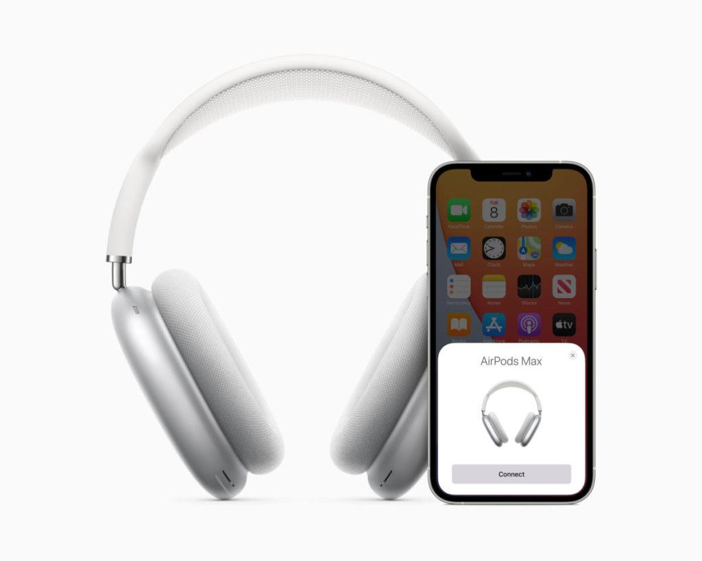 將耳機靠近 iPhone 一按連接按鈕即完成連接。