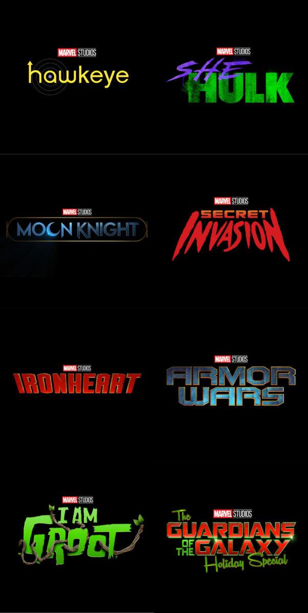 Marvel Studios 作品系列