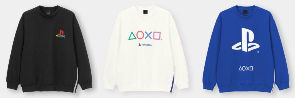 這個款式套衫中白色款較搶手。