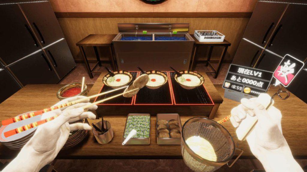 煮拉麵的同時亦要顧及「十五秒法則」。