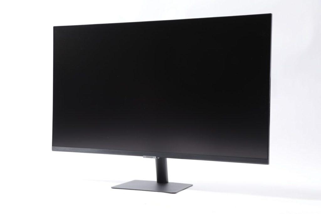 今次筆者測試的是 4K 面版的 Smart Monitor M7 。
