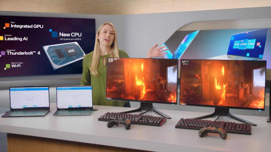 現在準備的 Core i9-11900K 及 Ryzen 9-5900X 遊戲電腦