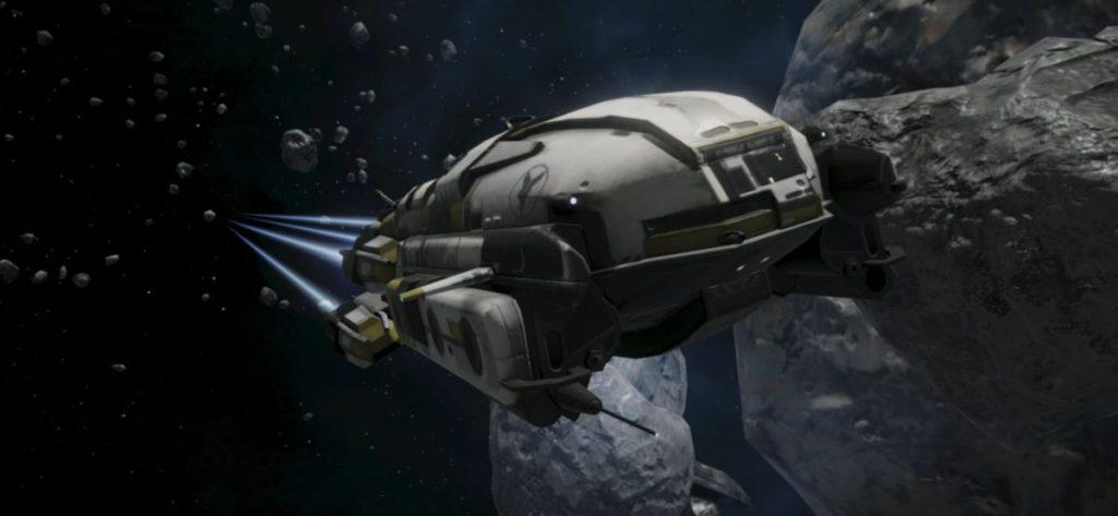 以高度細緻的畫面為賣點之一的《Second Galaxy》,當然要先展示一下,順道講解遊戲背景。