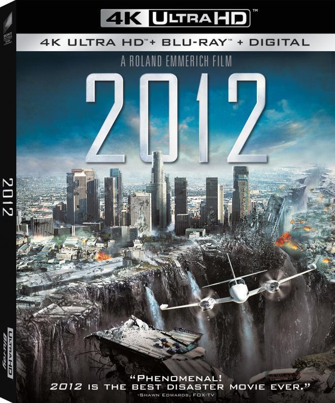 2012 4 UHD 影碟