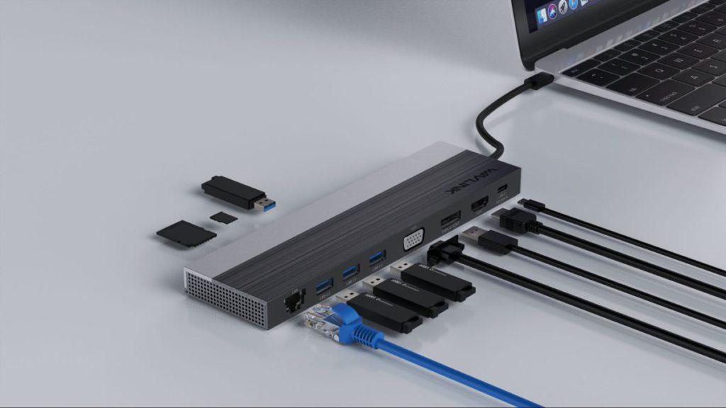 配備 HDMI, DP 及 VGA 輸出