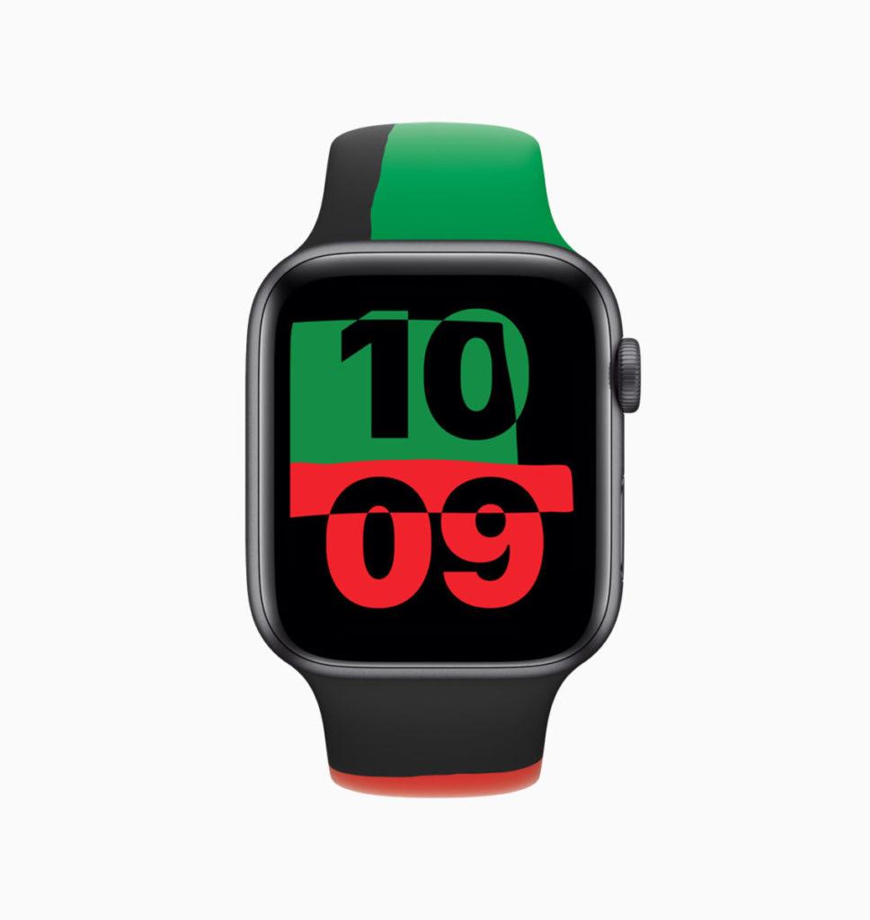 Unity 錶面會在今日推出的 watchOS 7.3 中一併推出。