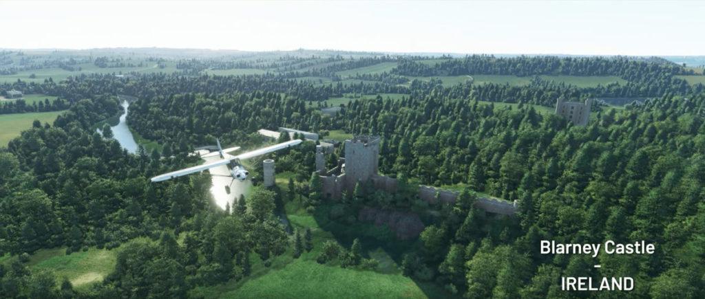 愛爾蘭布拉尼城堡