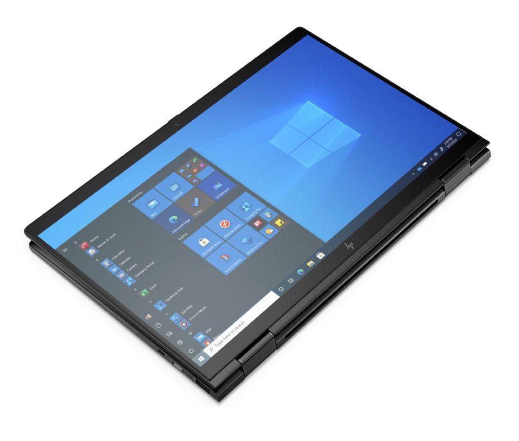 可以切換成平板模式,可配合手寫筆使用