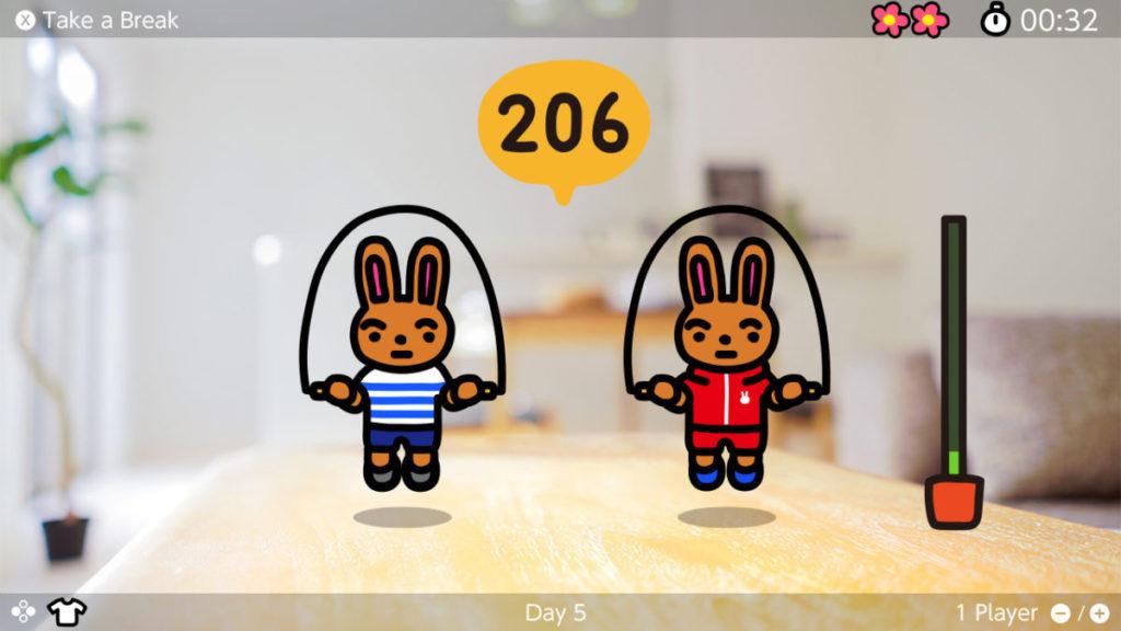 遊戲支援雙人遊玩,完成每日任務後可取得新的衣服或背景。