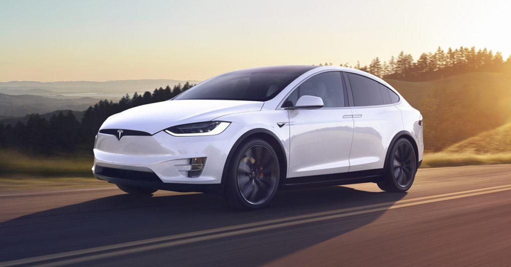 2016-2018 年生產的 Model X 亦需要召回。