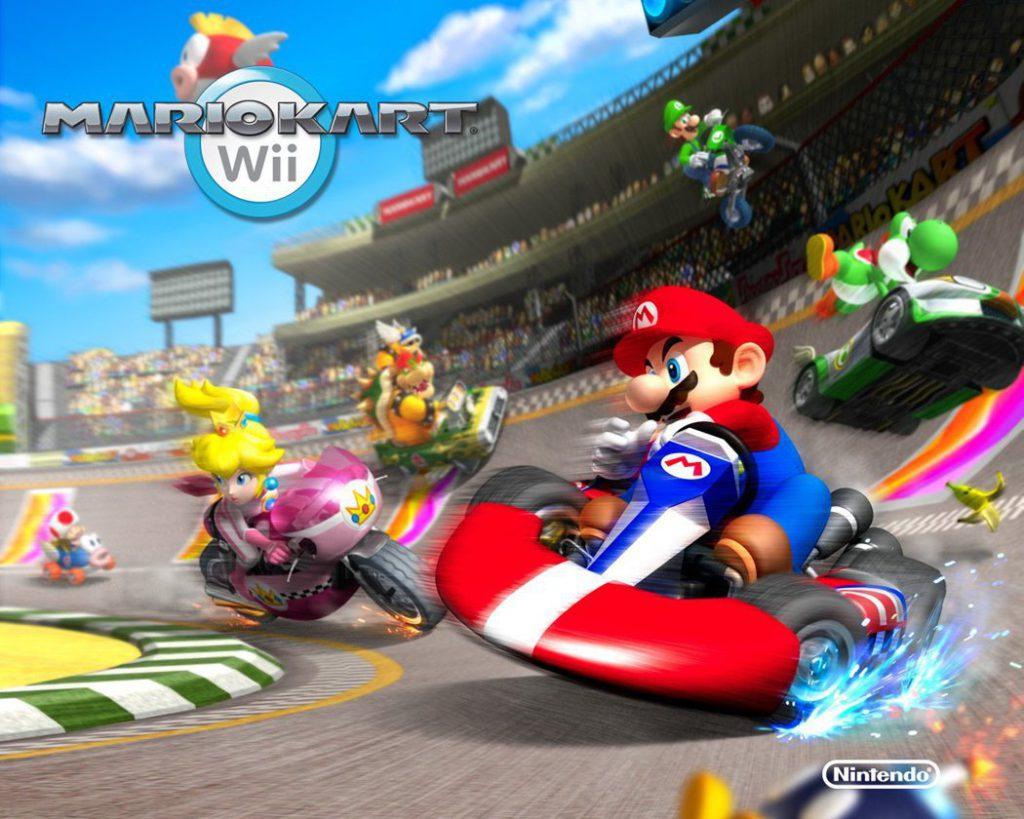 十三年前推出的《瑪利歐賽車 Wii 》至今依然有不少為破世界紀錄的玩家遊玩。