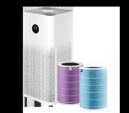 非常受歡迎的小米空氣淨化器 3 送抗菌版及除甲醛增強版濾芯套裝